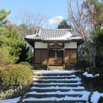 八幡神社の本殿?