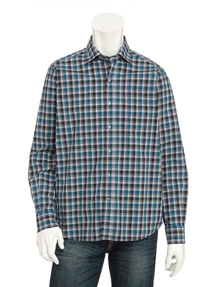 LEGGIUNO TOPチェックシャツ