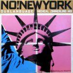 No New Yorkのジャケット