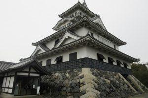 長浜城で撮影をした画像