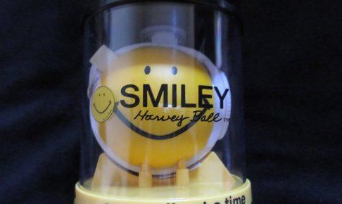 [スマイリー]SMILEY 腕時計 ステッチシリコン ホワイト×クリーム 箱から出してみた