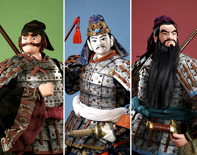 人形劇三国志