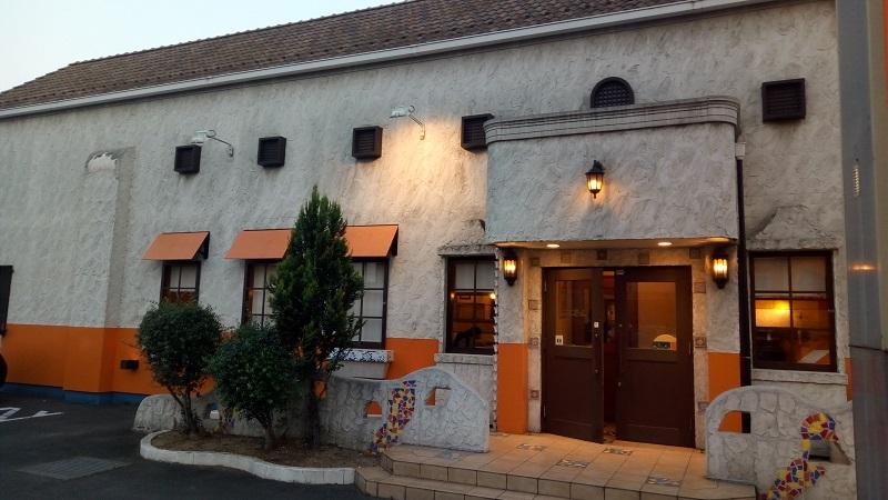 ステーキのどん(東松山店)の外観