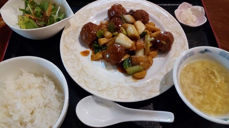 中国料理天真、ランチパスポートを使って出てきたのはこちら!