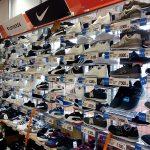 西友、東松山店内の東京靴流通センター、店内の様子1