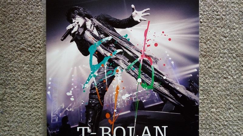 T-BOLANの告知ポスター