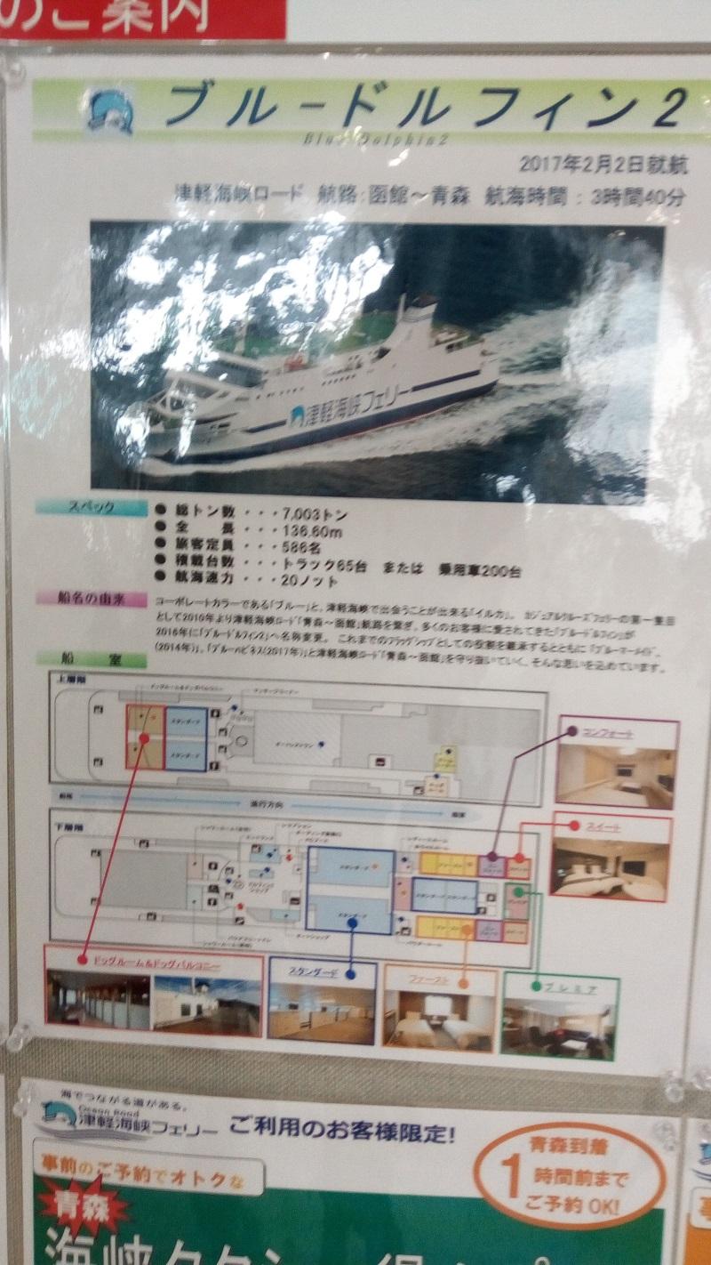 津軽海峡フェリー、ドルフィン2