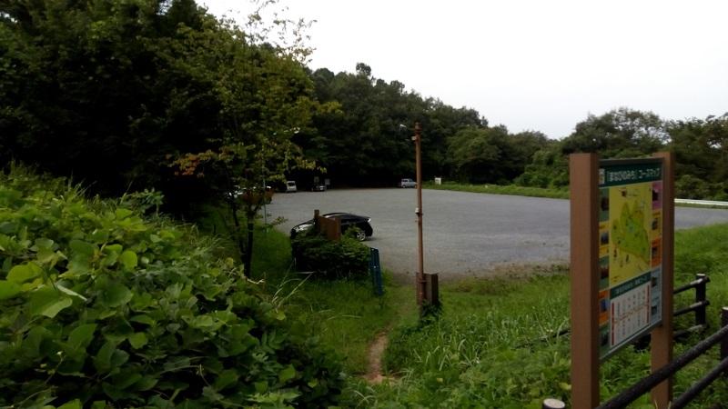 物見山の駐車場はこちら