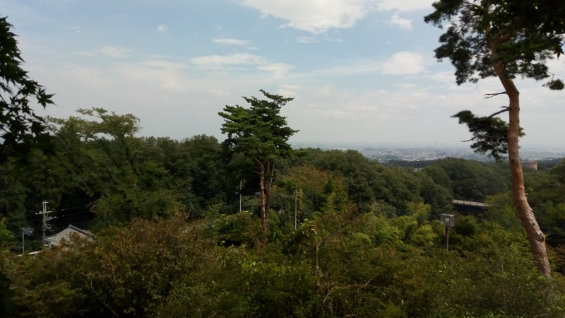 物見山の頂上からの景色2