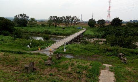 島田橋の遠目アングル