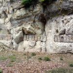 岩殿観音正法寺、石仏群