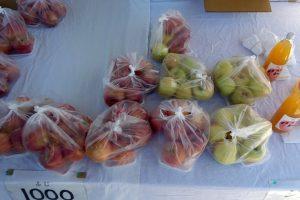 金室りんご園のりんご