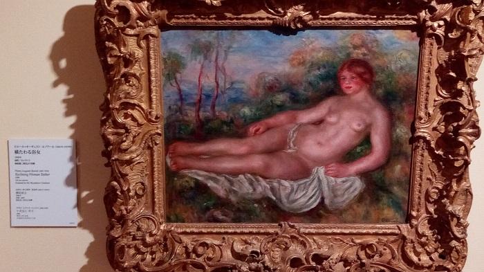 西洋美術館にあった絵画8