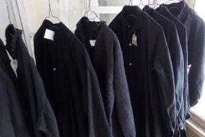 artique東松山の店内で販売をされている服