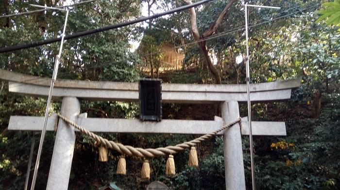 江ノ島神社にあるなんか(これも忘れた)