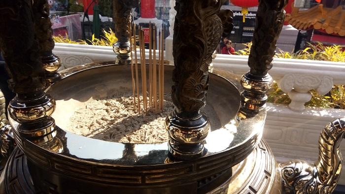 横浜中華街の関帝廟1