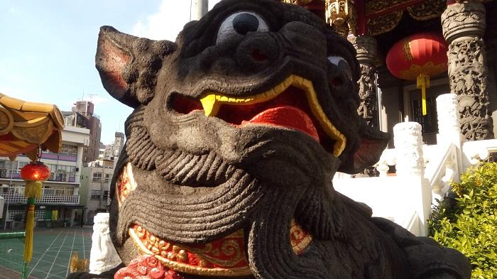横浜中華街の関帝廟5