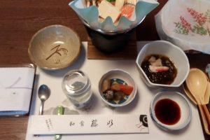 藤川の法事料理