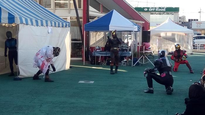 仮面ライダー ジオウのショー2