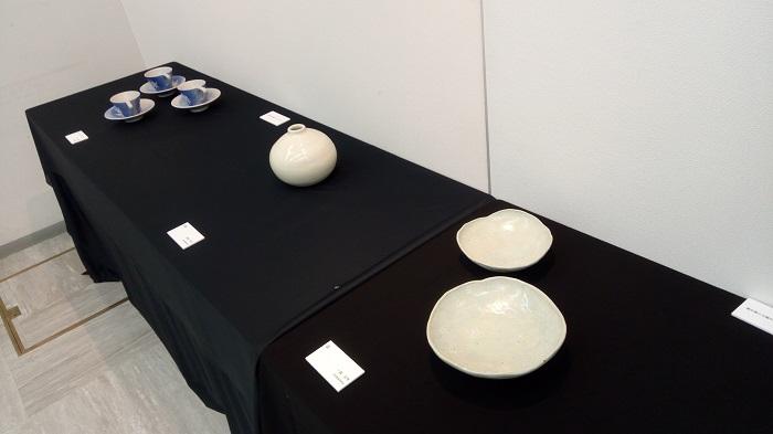 東松山美術展で飾られている作品(雰囲気2)