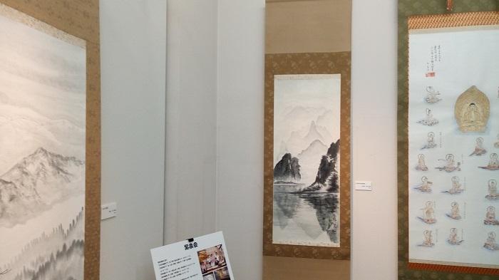 東松山美術展で飾られている作品(雰囲気5)