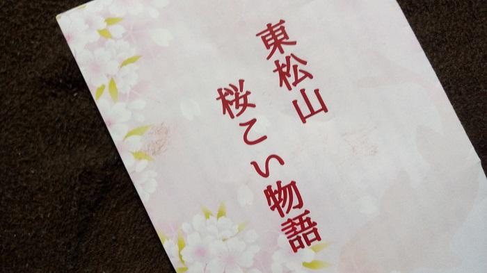 東松山夢灯路(桜こい物語)