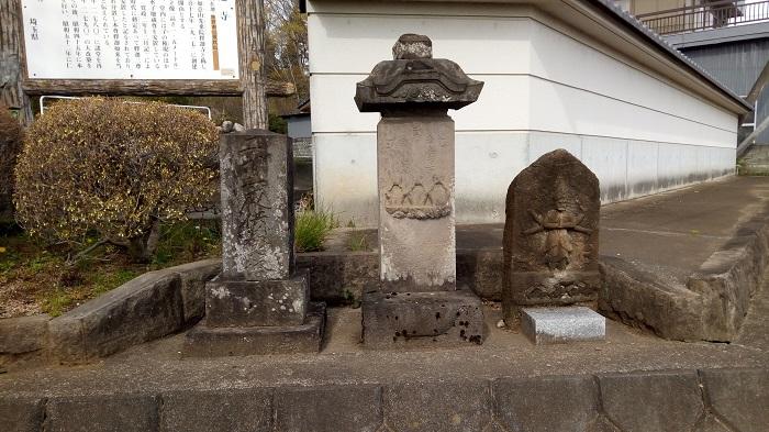 釈迦寺の入口