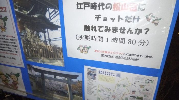 東松山夢灯路(近隣の歴史の写真)