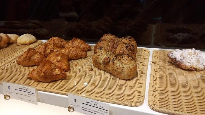 ホテルウィンザーにあったパン屋さん