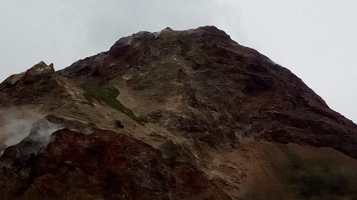 昭和新山、カッコイイ
