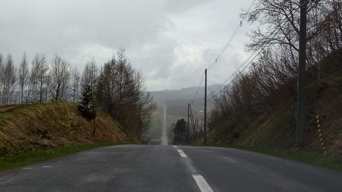 ジェットコースター路