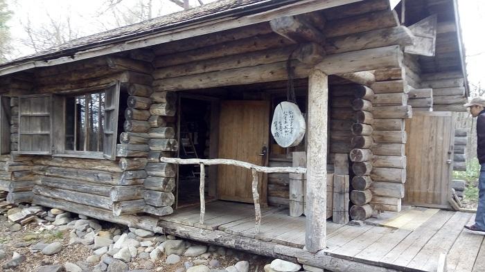 五郎の家、最後らしい