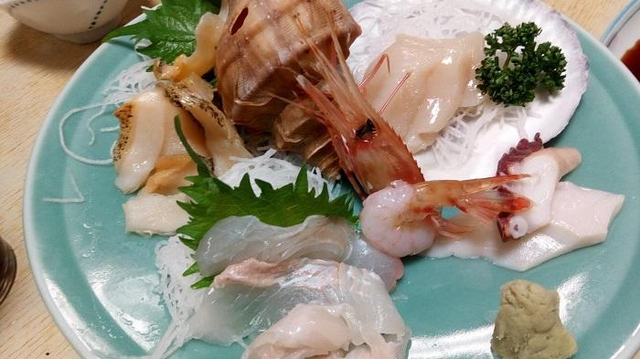 青塚食堂の食事