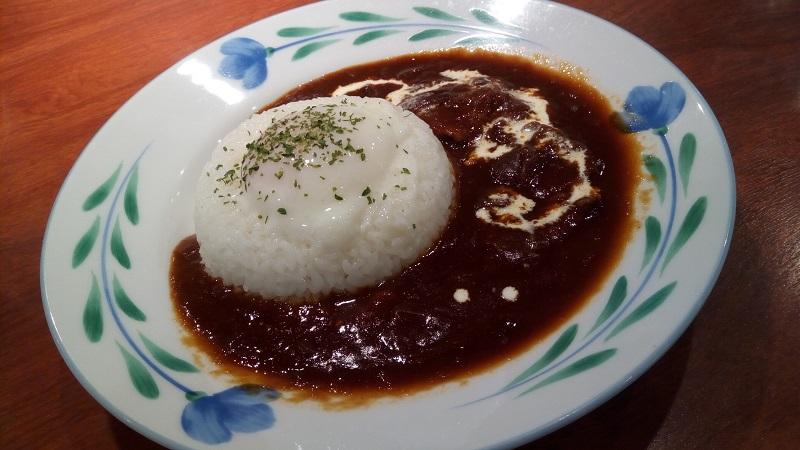 カフェ・コロラド 東松山店、ハヤシライス