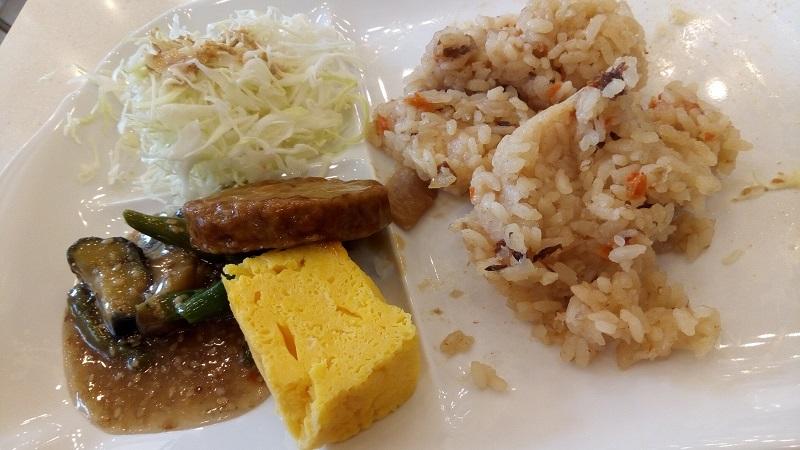 東横イン熊谷駅北口店、朝食バイキングで食べてみた2