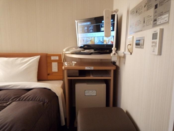 R&Bホテル 熊谷駅前、シングルルーム2