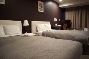 紫雲閣の部屋(ツインルーム)