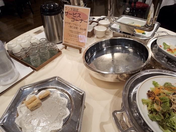 マロウドイン熊谷にある中華料理屋さんでランチ食べた4