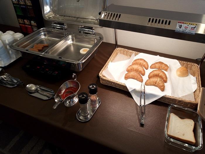 サンルート熊谷の朝食1