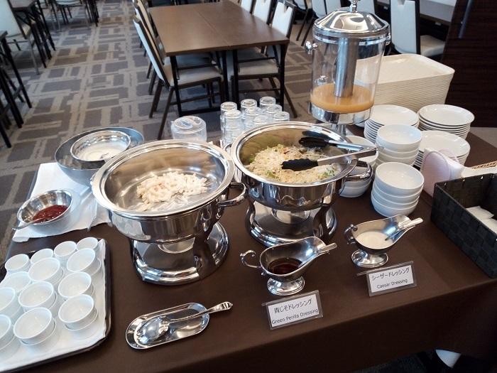 サンルート熊谷の朝食2