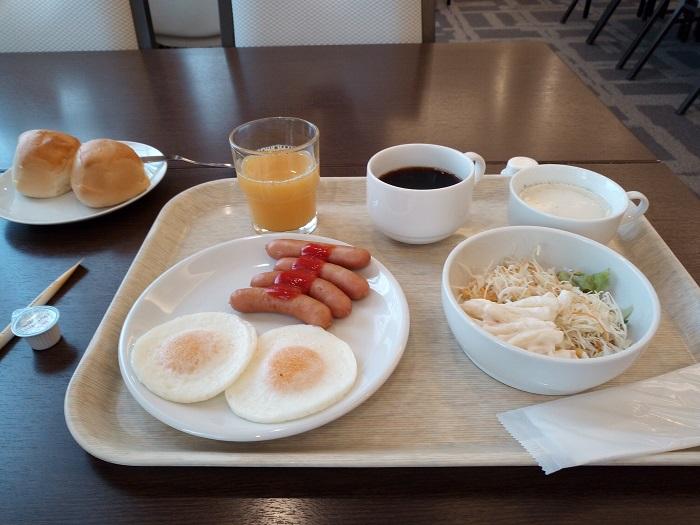 サンルート熊谷の朝食3