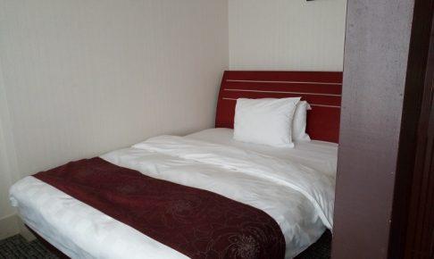 キングアンバサダーホテルの室内2